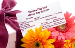 Mothers Day 2017 - Santika Day Spa Specials, Packages, Gift Vouchers